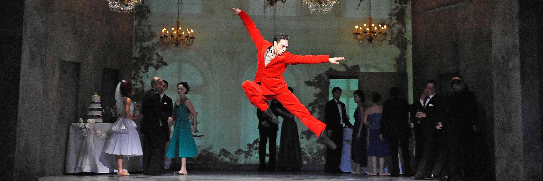 Balletfreunde Coburg Dracula