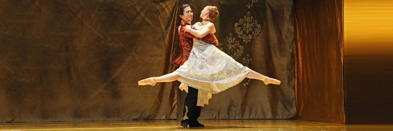 Termine für Ballettfreunde in Coburg